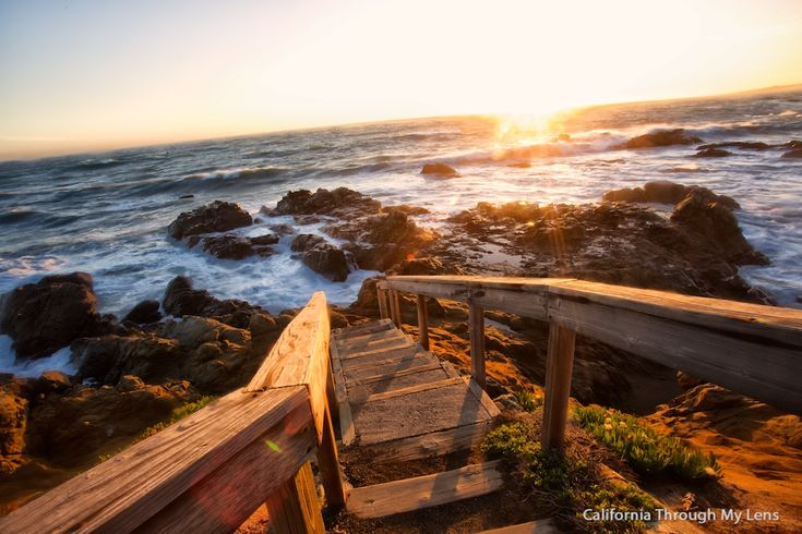 A guide to the beautiful coastal city of Cambria. Where to hike, eat and see a sunset
