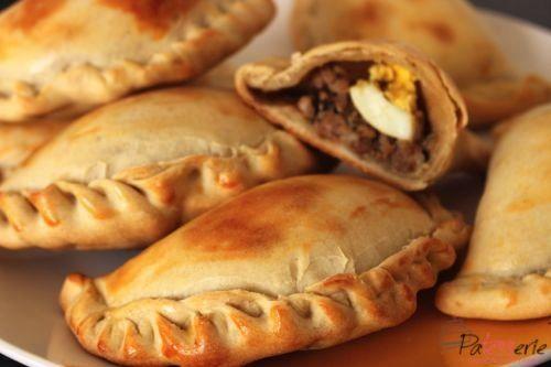 Empanadas de Pino, typisch Chileens! - PaTESSerie