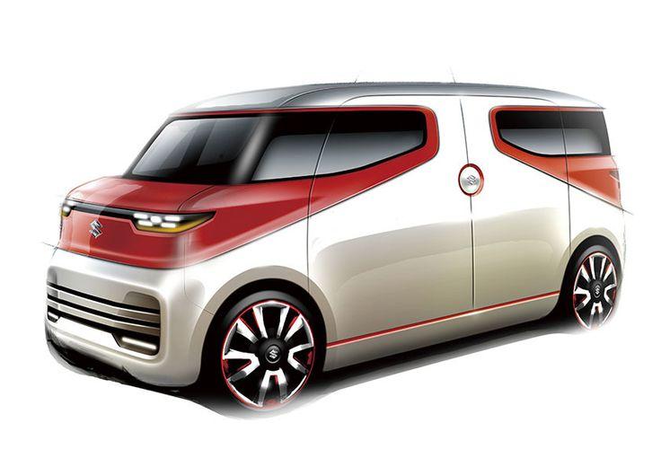 Foto de Suzuki Air Triser Minivan Concept (4/9)