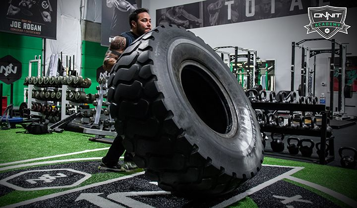 6 Steps to the Tire Flip for Strongman Training | Goals ...
