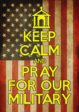 Pray for our heroes