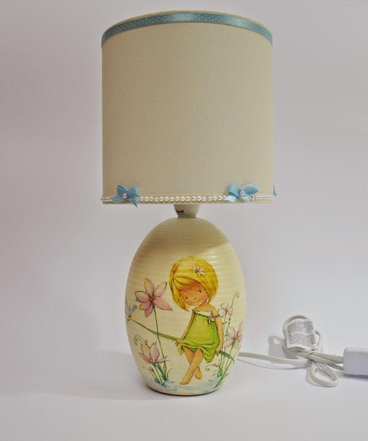 Konkurs, prezent i lampka