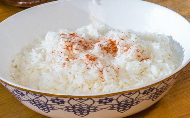 arroz de jasmin