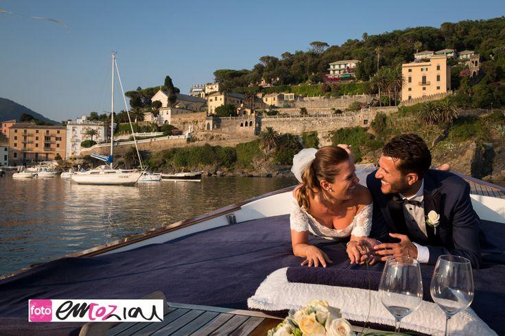 Destination wedding Italy: the awesome Baia del Silenzio in Sestri Levante, in the gorgeous Italian Riviera.