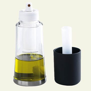 Orka by Mastrad Flavor and Oil Spray Mister - contemporary - kitchen tools - Reuseit
