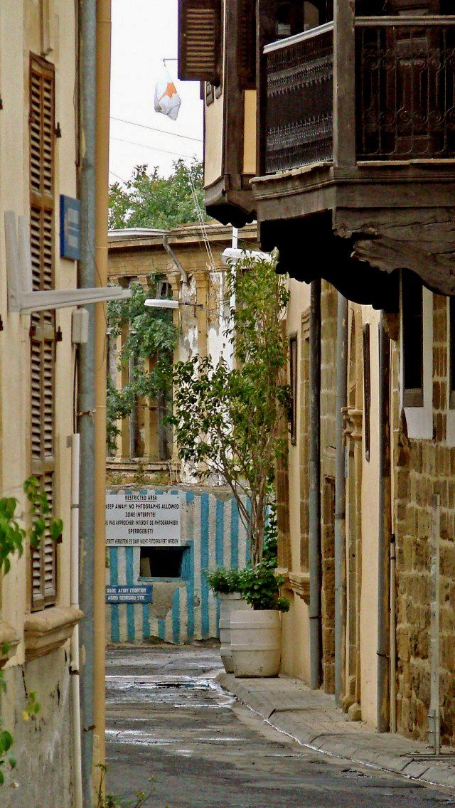 Old with character - Nicosia, Cyprus