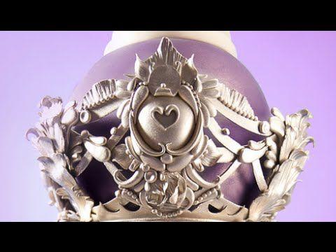 Vivian Pham's 2011 OSSAS Cake Competition Wedding Cake