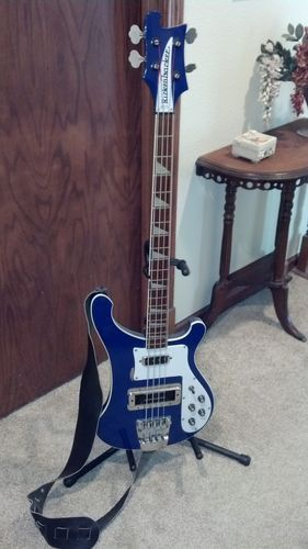 1975 Rickenbacker 4001 4 String Bass | eBay