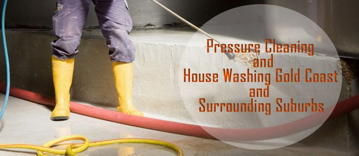 High Pressure Water #Cleaning in the Most Exclusive Manner to Remove Years of Mould, Dirt etc. Contact us & We Will Reach You in No Time.