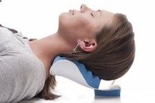 Gift ideas for neck pain relief - neck and shoulder relaxer ergonomicsfix.com... #gift #giftidea #neck #neckpain #pain #painrelief