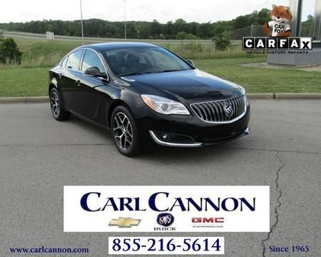 For Sale 2017 Buick Regal 4dr Sdn Sport Touring FWD - $29,463