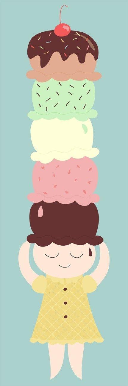 Ice Cream Fashion