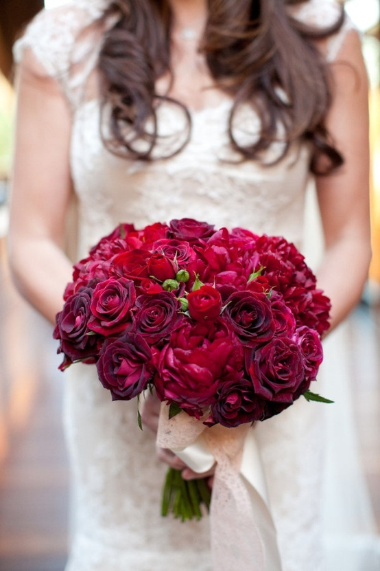 52 best images about red roses formal black tie on pinterest vera wang wedding dresses red - Red garden rose bouquet ...