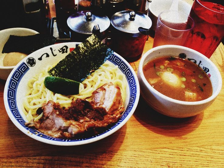Tsujita LA Artisan Noodle. Go for the char siu tsukemen ramen with extra egg (only available during lunch until 2pm). Highly addictive. Go on weekdays to avoid the lines. 2057 Sawtelle Blvd, Los Angeles, CA 90025