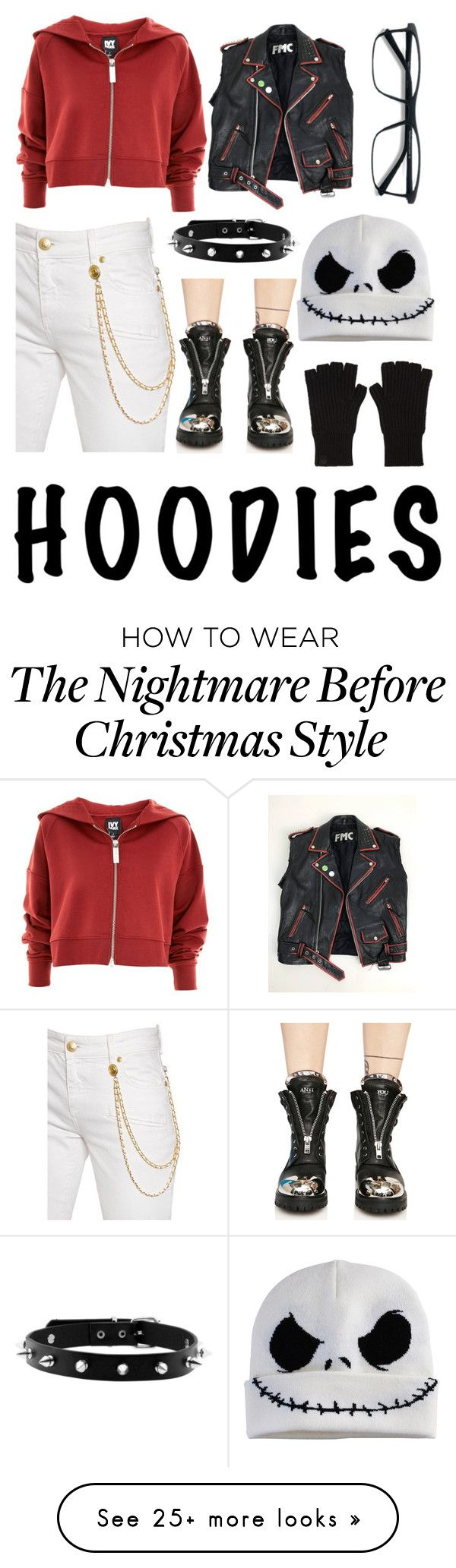 """""""Pittsburgh colder than this"""" by kai-mo-chan on Polyvore featuring Topshop, rag & bone, EyeBuyDirect.com, Pierre Balmain, Current Mood and Hoodies"""