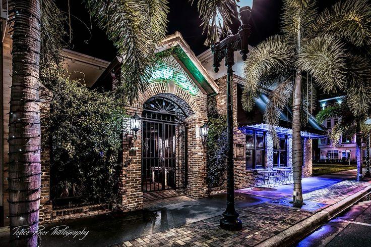 The Turtle Club & Claw Bar, Marion Ave., Punta Gorda Florida