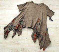Lagenlook Sewing Patterns | Lagenlook patterns and line drawings 2 by batjas88