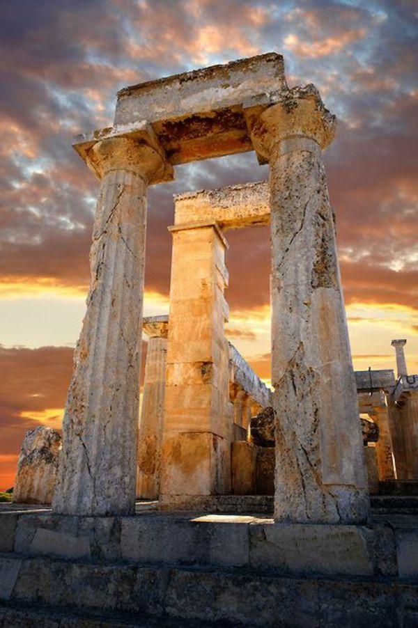 architecture grecque ancienne