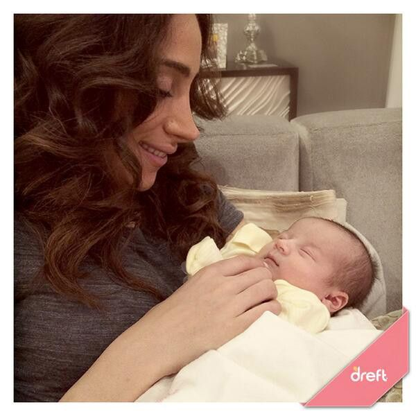 Danielle Jonas Cradles Her Sweet Baby Girl Alena Rose in New Photo?See the Pic! Follow please :)