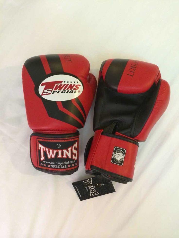 TWINS Fighting Spirit/Red Twins Special Premium Leather  Made in Thailand  Size & Price: -   8oz: IDR 800,000.00 - 10oz: IDR 850,000.00 - 12oz: IDR 900,000.00 - 14oz: IDR 950,000.00  Contact: BOXAH Email: info@boxah.com Web: www.boxah.com Instagram: Boxahid Whatsapp: +6281295058111 BBM: 2B0D591A