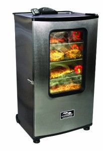 Top Controller Electric Smoker with Window and RF Controller Review