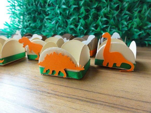 Forminha para doce dinossauros