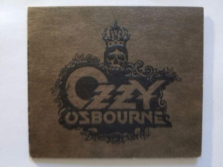 Ozzy Osbourne Black Rain Limited Edition 2007 #HardRock