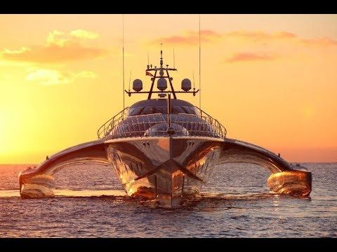 "$20,000,000 LARGEST TRIMARAN MEGA YACHT IN THE WORLD  FOR SALE  2016 Latitude Yachts Trimaran  ""GALAXY OF HAPPINESS""   $20,000,000   @MarkALongstreet  https://youtu.be/buhKVhPqLJM"