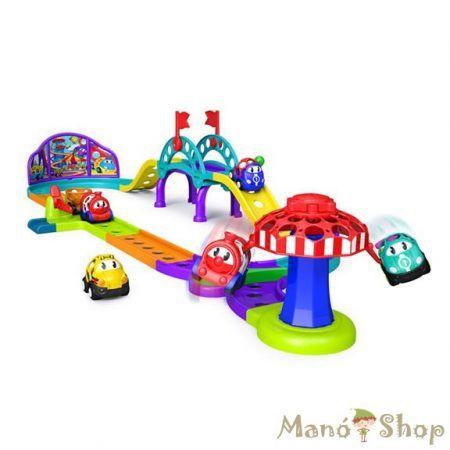 Oball Go Grippers játék autó-vonat pálya Vidámpark (11270)