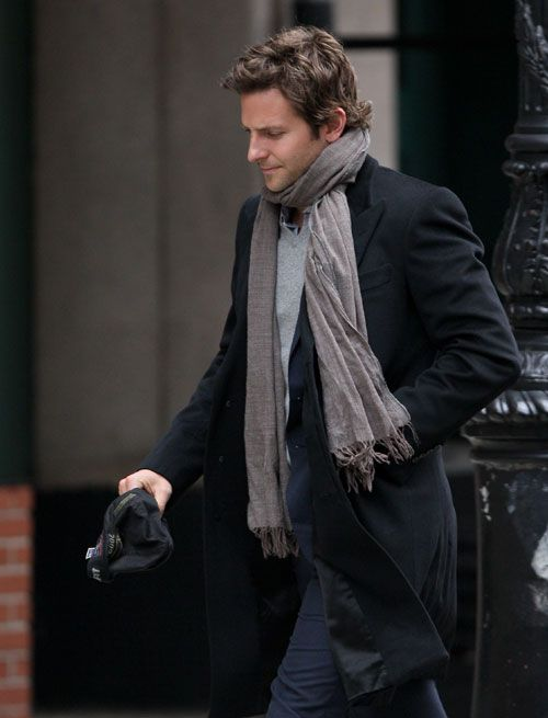 Christian Grey~ Bradley Cooper ...man with style