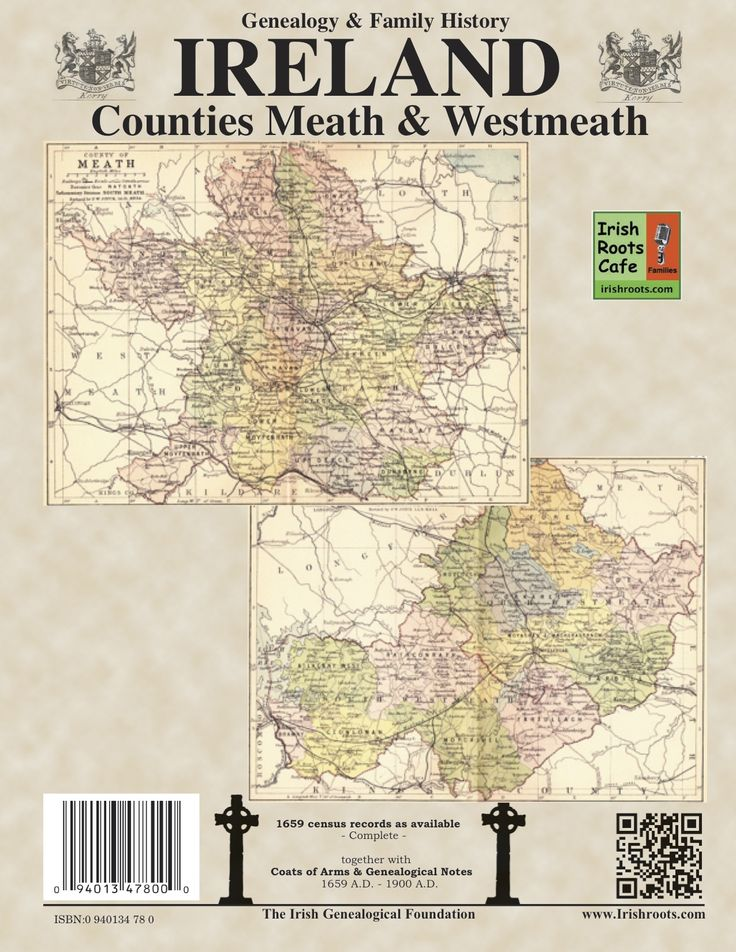 County Meath and Westmeath genealogy and family history ...