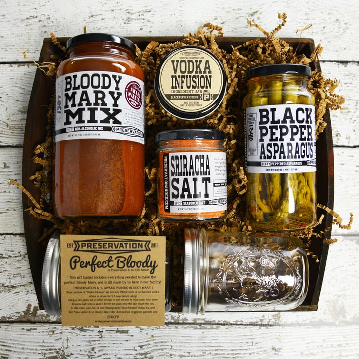 The Perfect Bloody Mary Gift Pack - Pre-Order - 20% OFF SHIPS ON DEC. 1, 2015