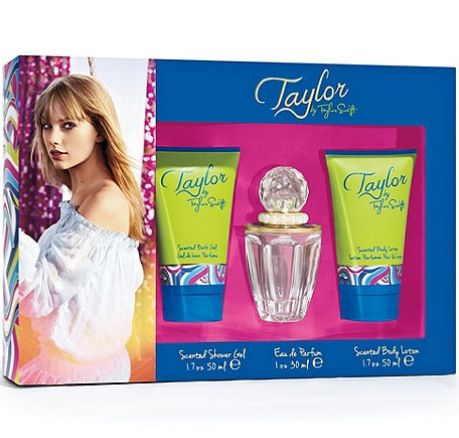 Taylor by tsylor swift gift set form debenhams £23