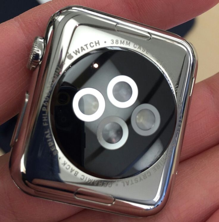 Apple Watch Patent Calls For Heart Rate ID