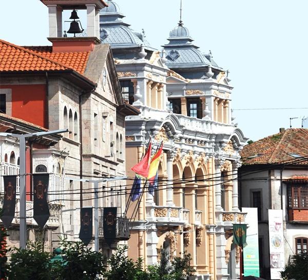 Ayuntamiento y Casino