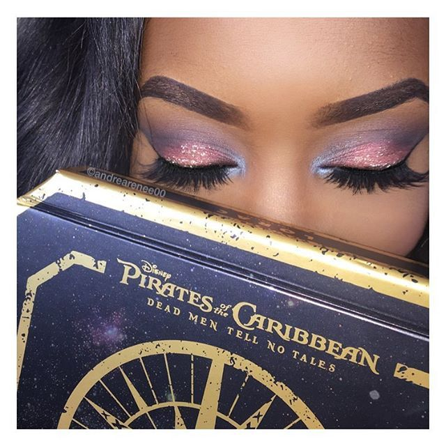 Get The Look: Andrea Renee Lorac Pirates Of The Caribbean Collection
