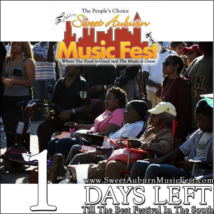#1MoreDays till the best festival in the Atl! Something there for everyone in the Family! Hope to see you there! @sweetauburnmusicfest  #sweetauburnmusicfest #samusicfest #samusicfest2017 #Atlanta #picoftheday #1 #finepeople #theplacetobe #musicians #selfie #hottness #followme #outdoorfun #Goodweather #festival #FamilyTime #GoodFun #Laughs #whereareyou #vendors #food #international #Georgia #familyfun #friends #people #goodfoodgreatmusic
