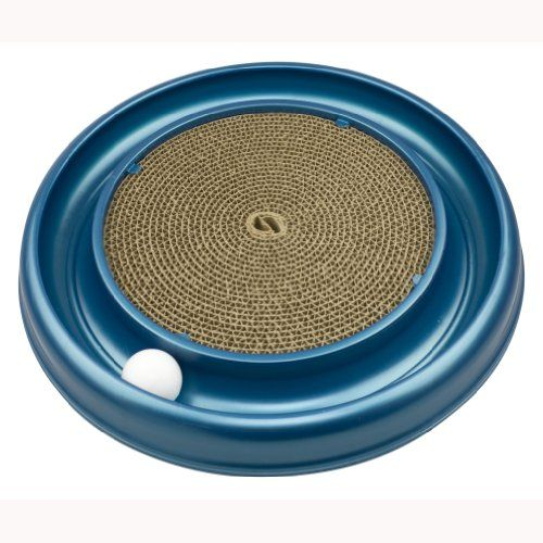 Bergan Turbo Scratcher Cat Toy, Colors May Vary Bergan  cats christmas gift gifts