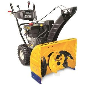 Cub Cadet 3X 26 in. 357cc 3-Stage Electric Start Gas Snow Blower with Power Steering and Heated Grips 3X 26 at The Home Depot - Mobile
