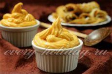 Десерт из творога и тыквы - рецепт с фото