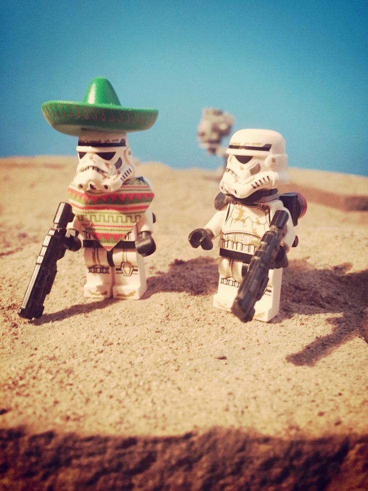 """Um, happy Cinco de Mayo Regolith."" ""Ya thanks, just celebrating my heritage."" 