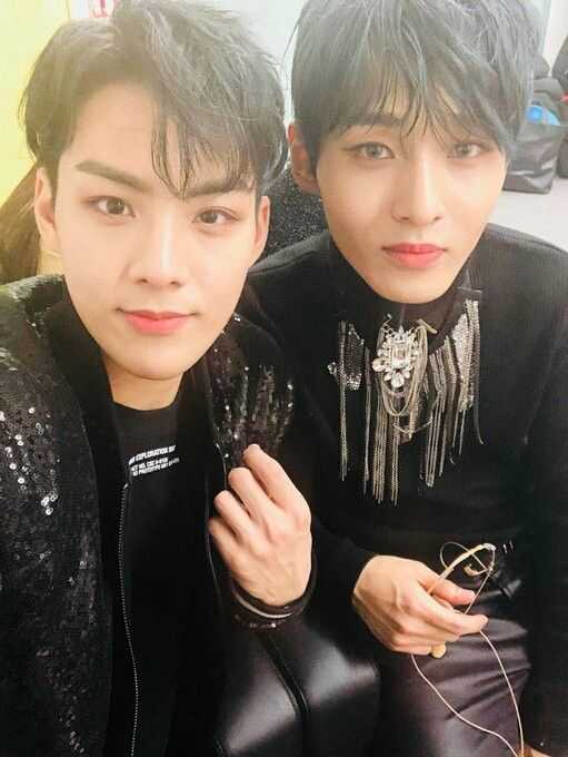 Rainz - Sunghyuk and Seongri