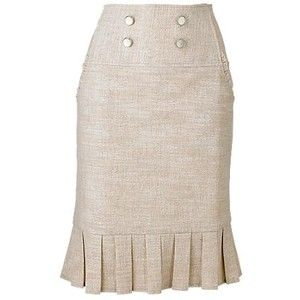 Oli - Looking Glass Pencil Skirt