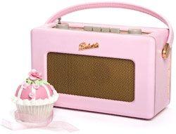 Roberts Radio R250 Pink