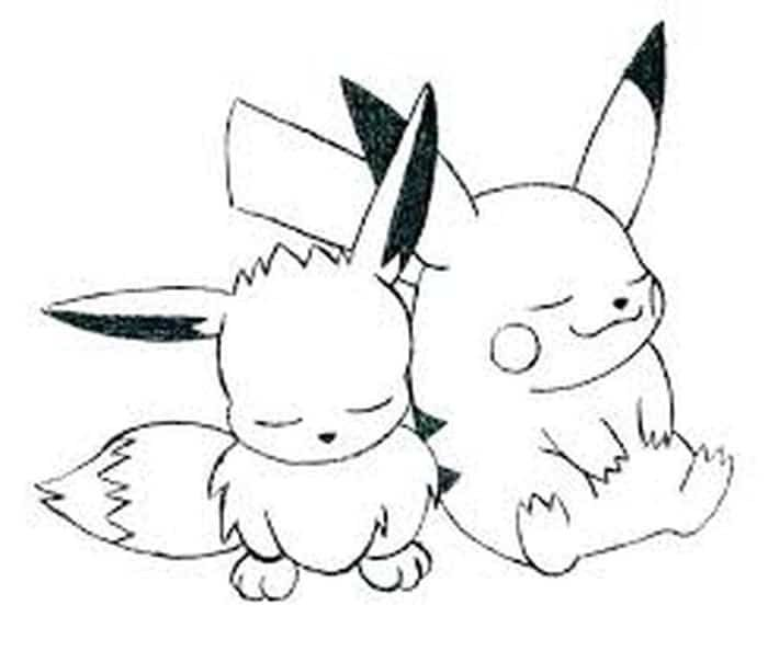Baby Pikachu Coloring Pages In 2020 Pokemon Coloring Pages Super Coloring Pages Pikachu Coloring Page