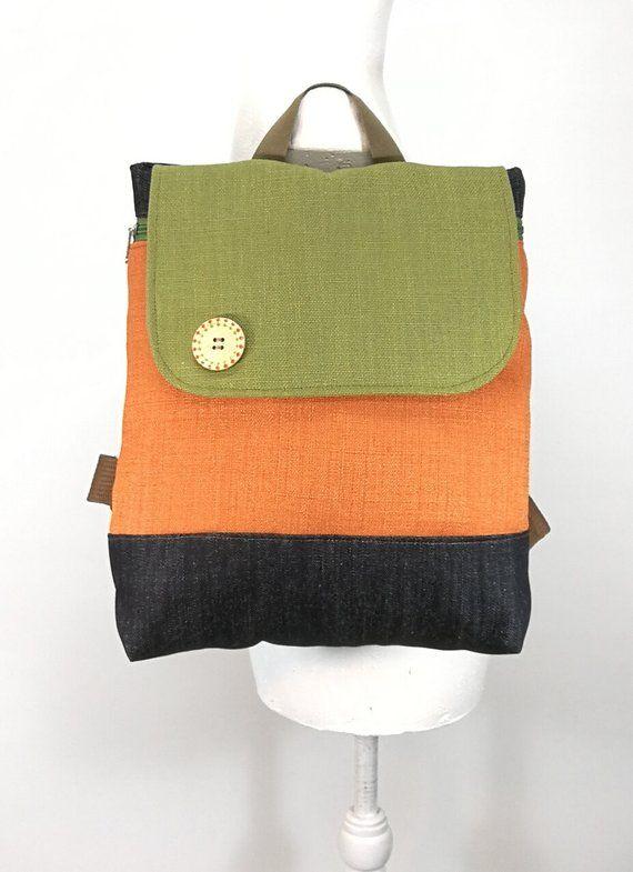 2a66c691a93e Eco vegan backpack