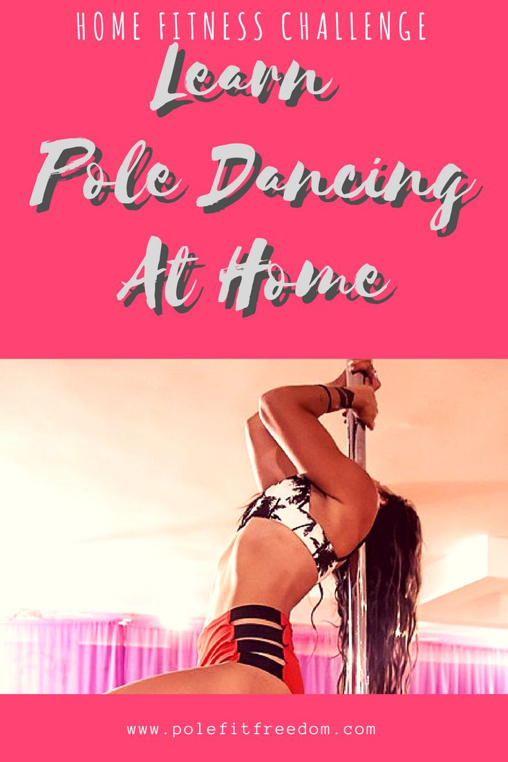 Learn Pole Dancing At Home Pole Dancing Inspiration, a great home workout #PoleDancing #PoleFitness #Fitness #WorkoutMotivation #Aerialist #FitnessMotivation #FitnessAddict