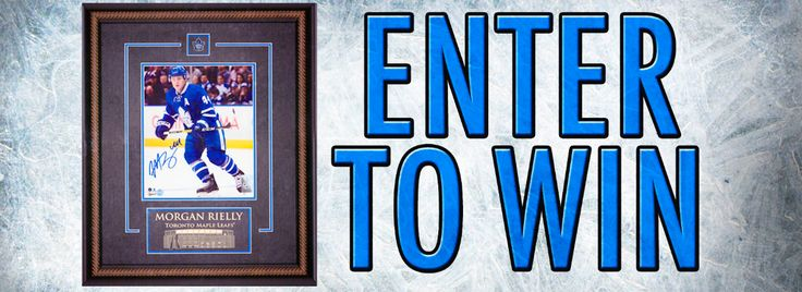 Wishing our Toronto Maple Leafs good luck in their next fews game. Starting with tonight at home against the New Jersey Devils (7:30pm EST). The contest will close just before the start of the Leafs home game on March 28th against the Panthers.Enter you...