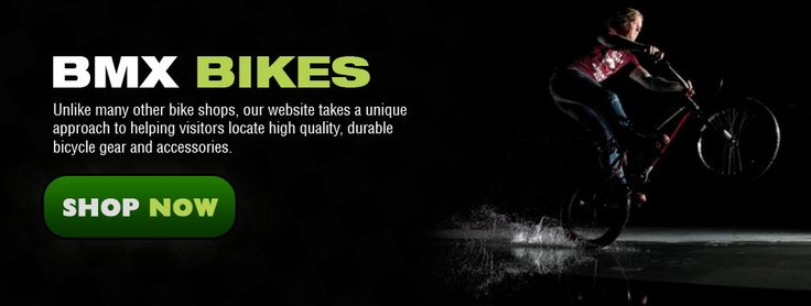 Looking for BMX bikes for sale? Then look no further, we have a massive selection.  We also list bike accessories, maintenance and cleaning products and the very latest cycle clothing and safety gear . Visit us to find a new bike for sale or improve the one you currently ride!www.mycycleshop.co.uk
