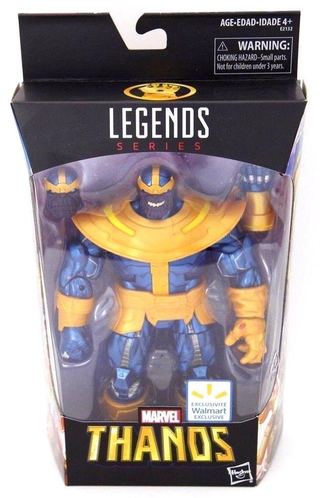 Marvel Legends ~ Thanos Exclusive Action Figure ~ Hasbro